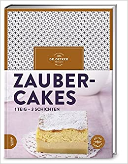 Zauber Cakes Amazon De Dr Oetker Bucher
