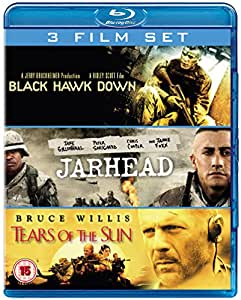 Amazon.com: Black Hawk Down/Jarhead/Tears of the Sun [Blu ...Tears Of The Sun Amazon Prime