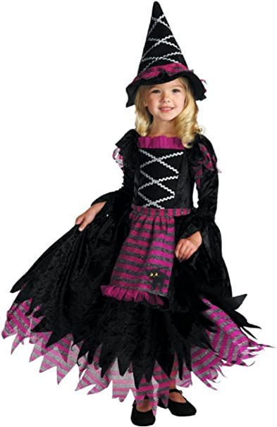 Amazon Com Fairy Tale Witch Kids Costume Child Small Toys Games