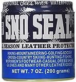 Atsko 1330 7 Oz Sno-Seal All Season Leather Protectant