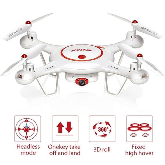 Syma X5UC RC Drone con Cámara HD 2MP 2.4Ghz RC Quadcopter con ...