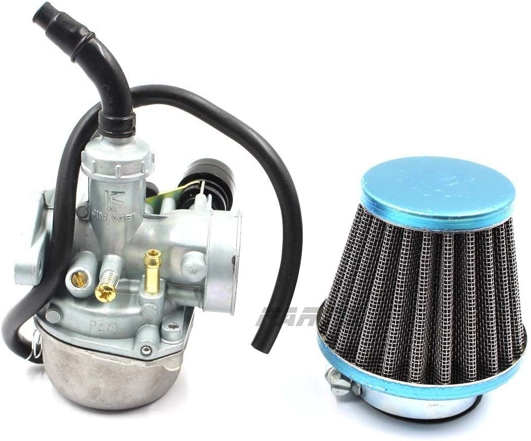 Carburetor And Air Filter 50CC 90CC 110CC ATV Go-Kart Carb Roketa SUNL Chinese