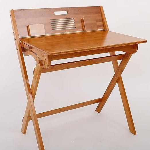 Instalación gratuita de mesas plegables, mesa de estudio para ...