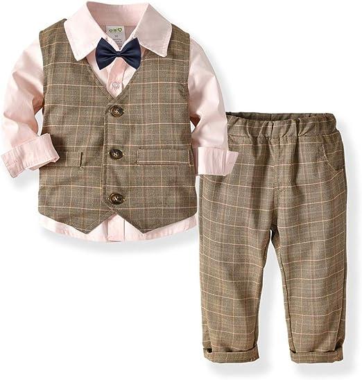 Conjunto de ropa infantil Niños Niños Conjuntos de ropa Camisa ...