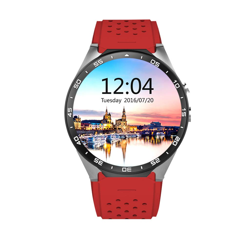 Sleep Monitoring Smart Watch, Sports Step Waterproof Watch, Smart Blood Pressure Heart Rate Blood Oxygen Monitoring Smart Watch-3 by SPORS