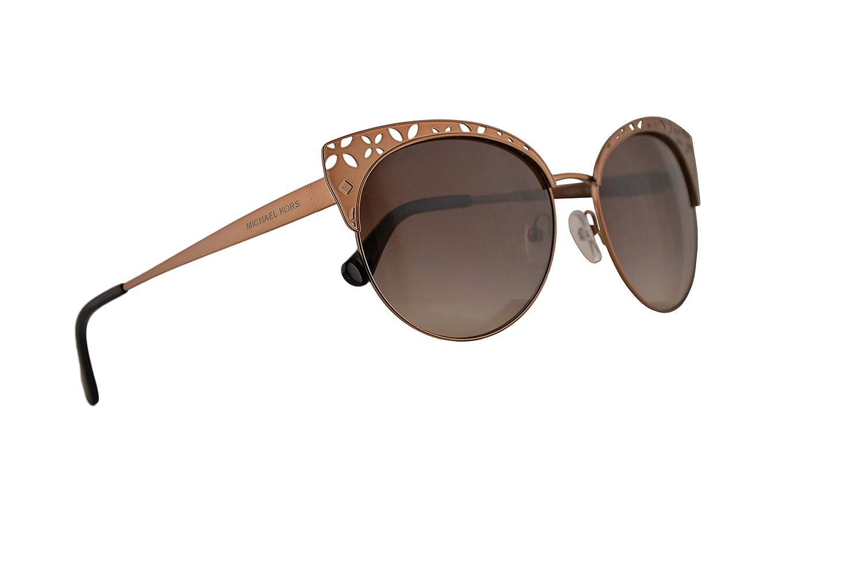 Amazon.com: Michael Kors MK1023 Evy - Gafas de sol de satén ...