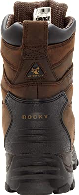 Rocky Sport Utility Eight Inch Brown-M product image 4