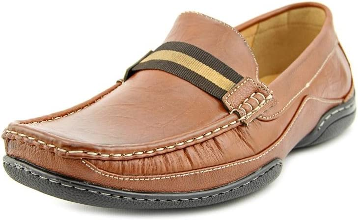 SAO by Stacy Adams Brown Barrister Slip