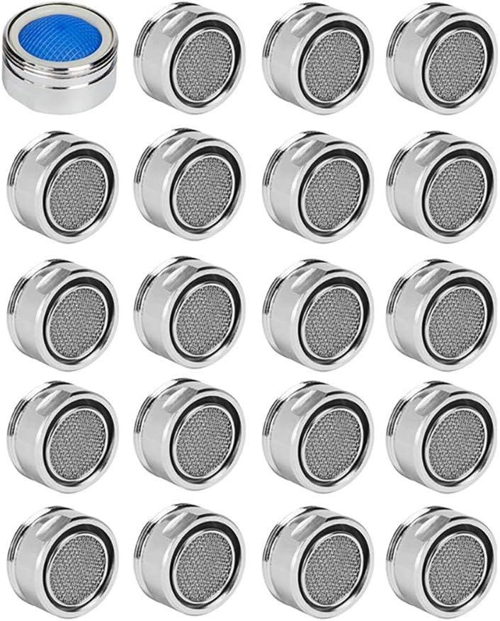 Schl/üssel Strahlregler f/ür Wasserhahn Wassersparfunktion Tofree Luftsprudler M24 Luftsprudler K/üchenarmatur