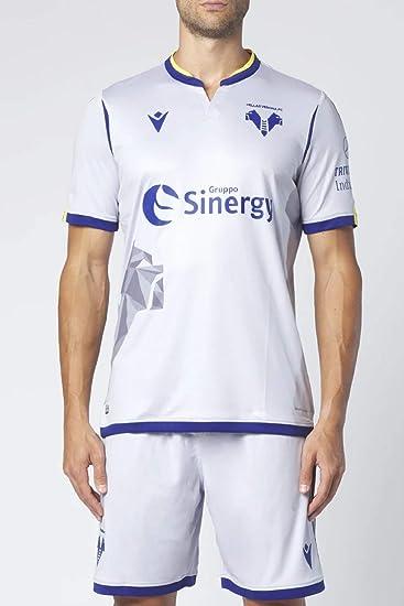 blau L Hellas Verona FC 2020//2021 Short Gara Home Herren