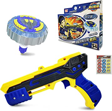 3T6B Peonzas con Launcher, Gyro Burst Top Starter con Spinning Top ...