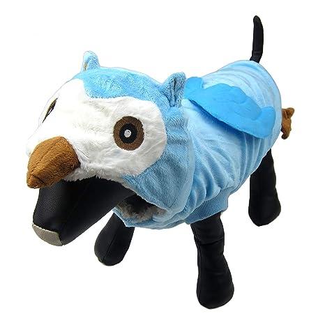 Alfie Disfraz de búho de Pascoe de Petoga Couture Pet - Tamaño ...