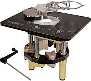 INCRA Mast-R-Lift-II Router Lift - Best for Precise Adjustment