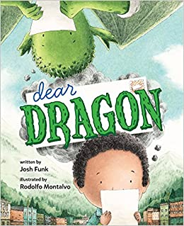 Amazon com: Dear Dragon: A Pen Pal Tale (9780451472304): Josh Funk