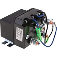 Interruptor de Relé de Solenoide Inversor de Torno de 12 V CC para Servicio Pesado ATV 200A