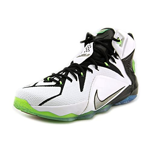 7ff5f9c7999 Nike Lebron XII AS Mens Basketball Shoes 742549-190 White Multi Color-Black  10.5 M US  Amazon.ca  Shoes   Handbags