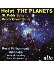 Holst: Planets Suite / St. Paul's Suite / Brook Green Suite