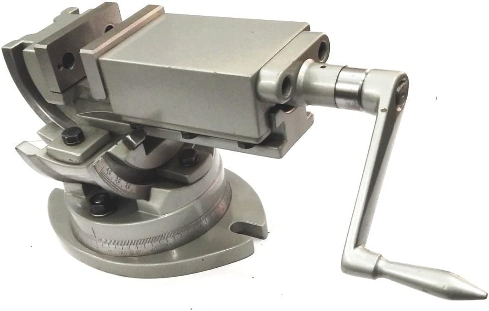 """2/"""" 50MM 3 WAY MACHINE VICE MILLING VISE DRILLING GRINDING"""
