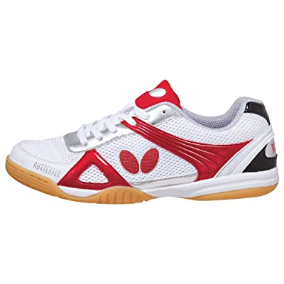 Amazon.com : Butterfly Trynex Table Tennis Shoes : Sports & Outdoors