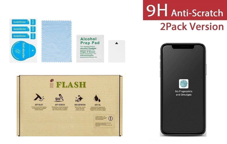 Vidrio Templado Para Iphone Xr [2 Un.] IFLASH