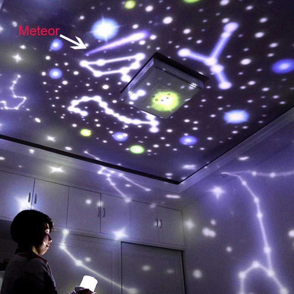 Amazon.com: [Regalo para niños] Luz nocturna de constelación ...