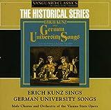 Erich Kunz Sings German University Songs