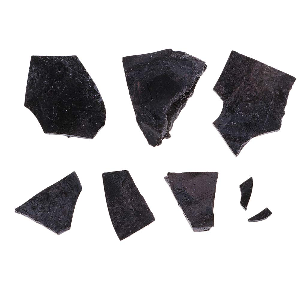 Flameer Candle Dye Pigment Chip Flakes Plant Dye Coloring for Candle Making Craft 5g - Black 622