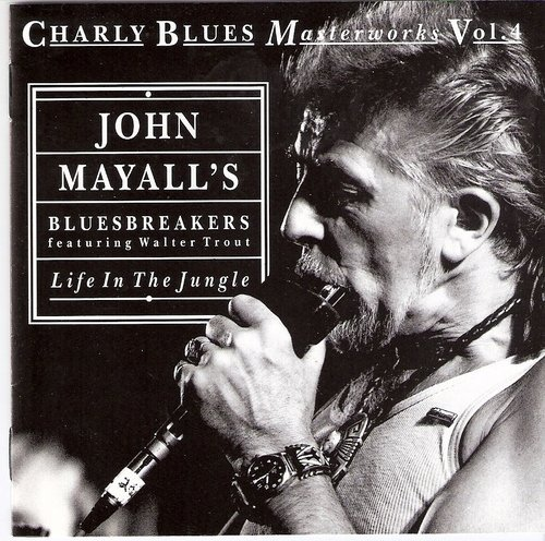 Life in the Jungle: Charly Blues Masterworks 4 by