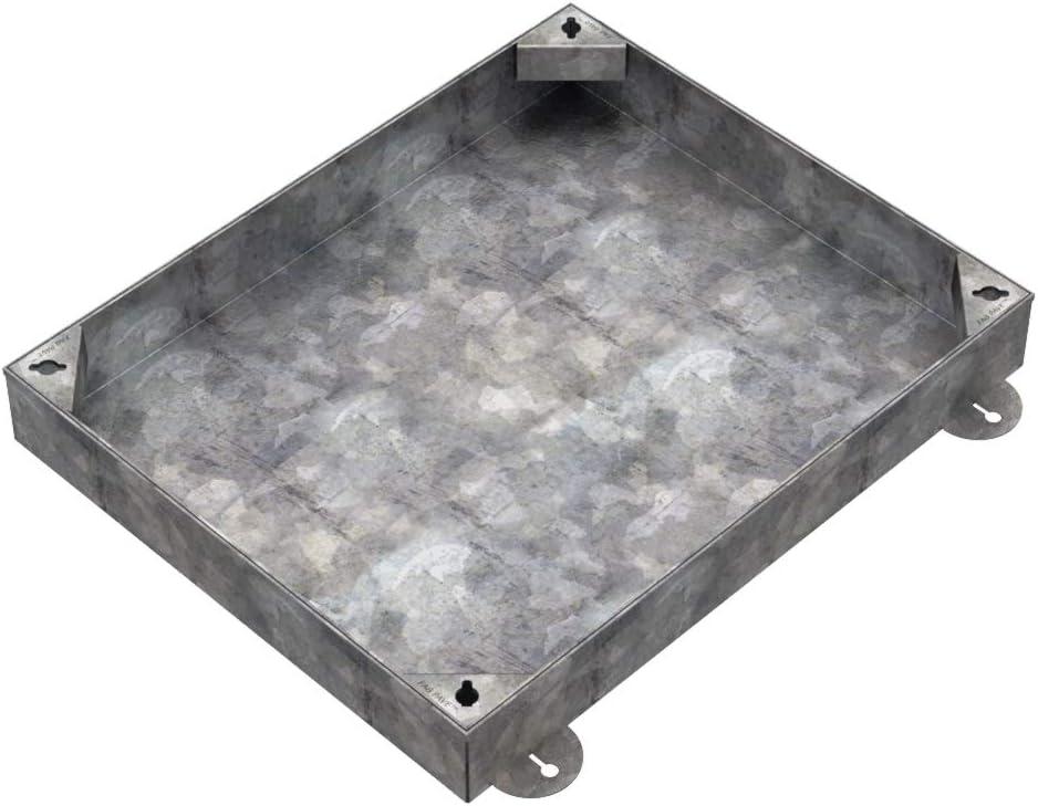 CLKS 795R//100 900 X 600 X 100mm Block Pavior Recessed Manhole Cover
