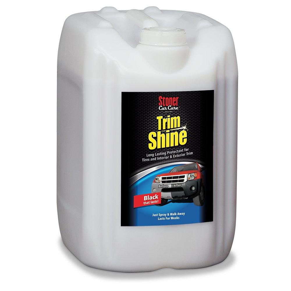 Stoner Car Care Pro 91069 Trim Shine Plastic Vinyl Rubber Dressing, 640. Fluid_Ounces