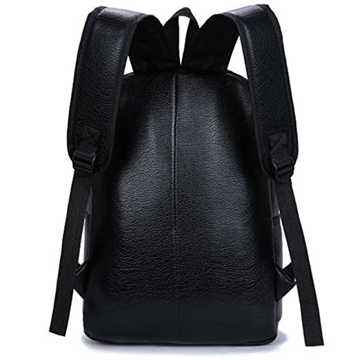 rebune Fashion portátil mochila PU hombros bolsa mochila bolsa de viaje: Amazon.es: Electrónica
