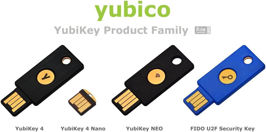 Yubico Fba Y 159 Yubikey 4 Nano Computer Zubehör