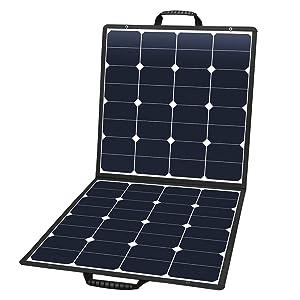 100W  suaoki 折り畳み ソーラーパネル