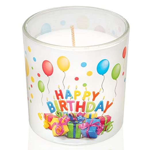 Smart Planet® - Velas de cumpleaños con Texto Happy Birthday ...