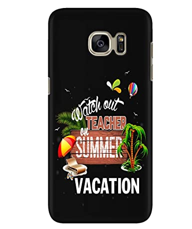 A Teachers Case Against Summer Vacation >> Amazon Com Design For Samsung Galaxy S7 Case Teacher On Summer