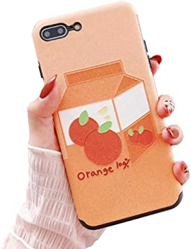 IPLUS Stand Holder Case Compatible with iPhone Xs Max Cute Cartoon Fruit Printing Design Soft TPU Bumper Protective Case Cover with Hand Strap Strawberry, iPhone Xs Max