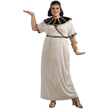 Amazon.com: Egyptian Cleopatra Costume - Plus Size - Dress Size 16 ...