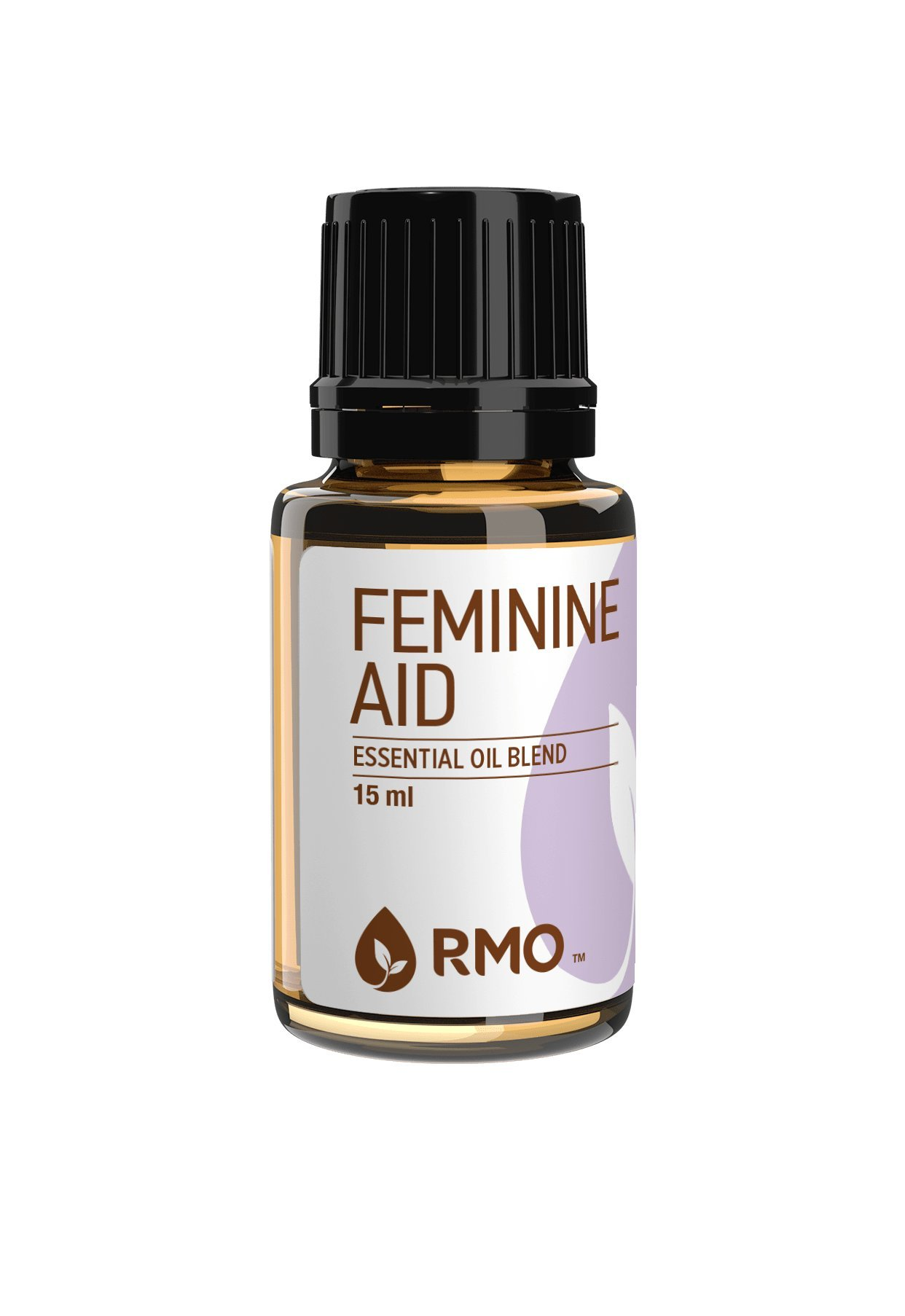 Rocky Mountain Oils - Feminine Aid - 15 ml - 100% Pure and Natural Essential Oil Blend by Rocky Mountain Oils
