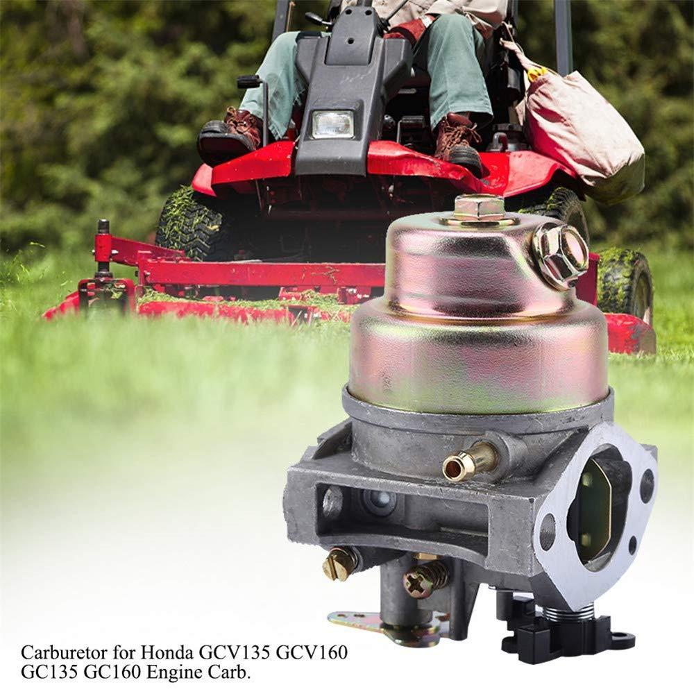 DIYARTS Kit Carburador Cortacésped para GCV135 GCV160 GC135 GC160 ...