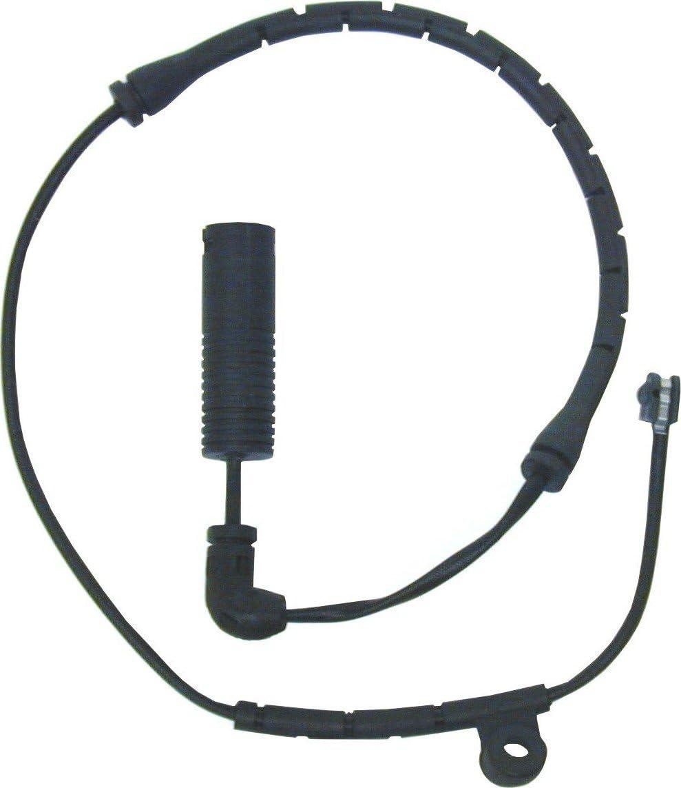 Grebest Brake Sensor Wire Brake System Sensor Cable Car Vehicle Front Brake Pad Wear Sensor Cable 34351164371 for BMW 3 Series E46