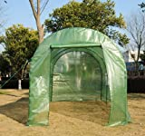 Large 15' x 7' x 7' Walk in Portable Greenhouse Green House Plant Grow Hot House