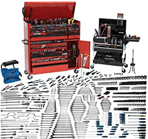 JH Williams WSC-960 956-Piece Mega Tool Set Only