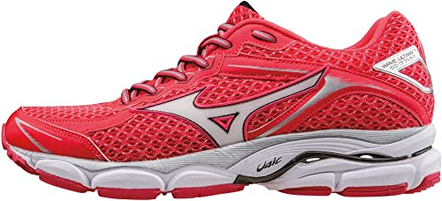 Mizuno Wave Ultima Wos - Zapatillas de Running Mujer: Amazon.es ...