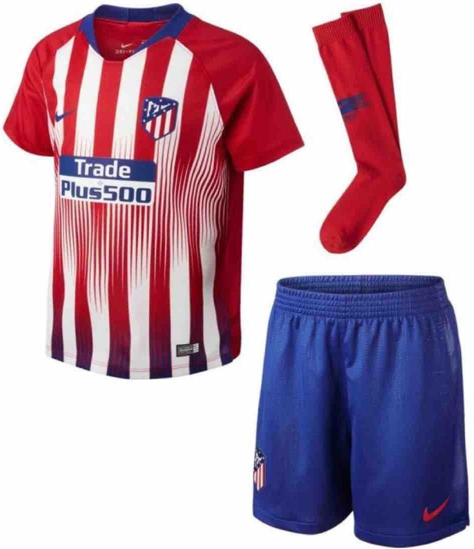 Desconocido Nike ATM LK Nk BRT Kit Hm Conjunto Equipación Atlético ...