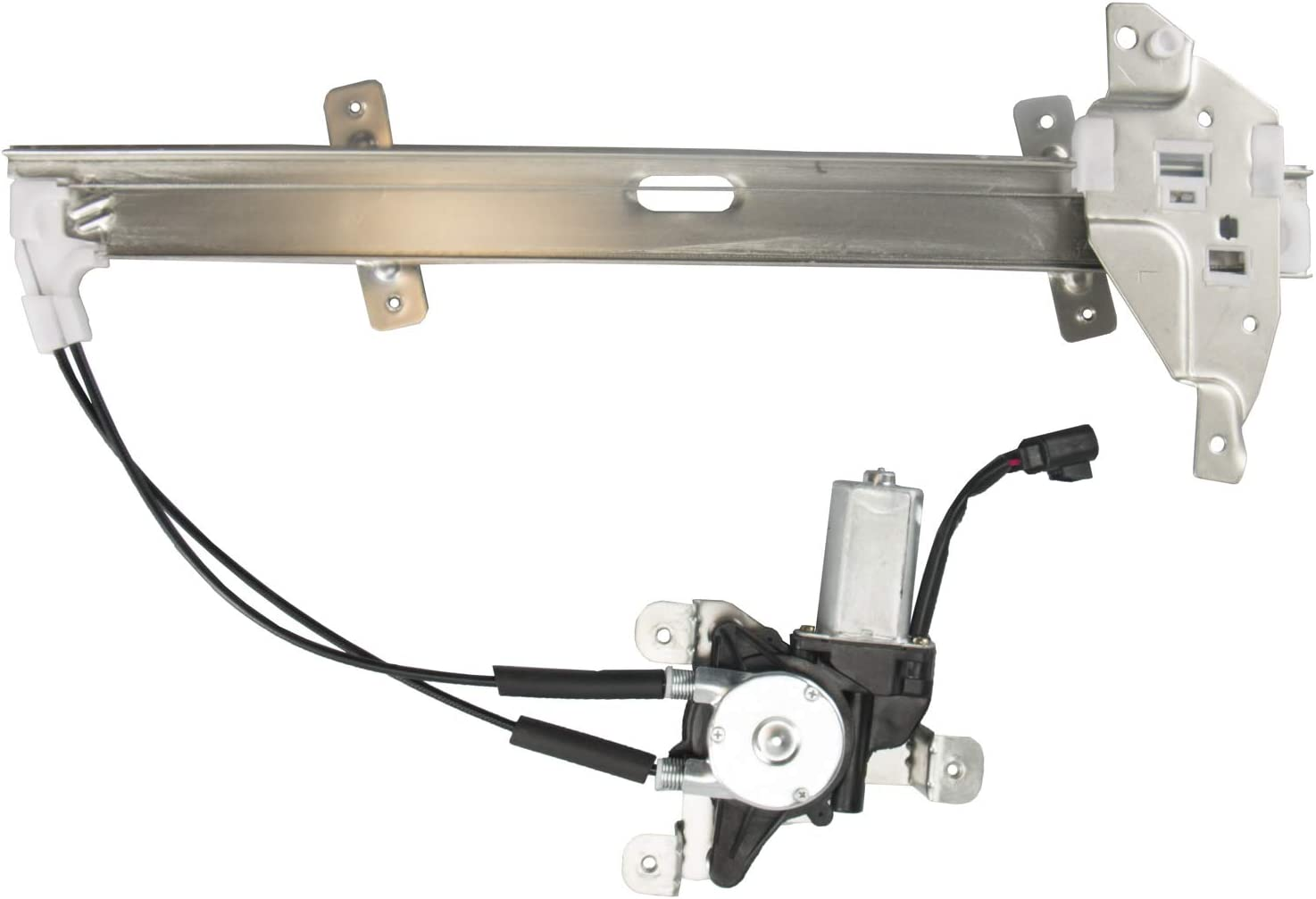 ACDelco 15231241 GM Original Equipment Front Driver Side Power Window Regulator and Motor Assembly