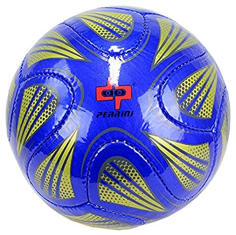 perrini Tamaño Oficial 5 Brazuca Balón de fútbol, color azul ...