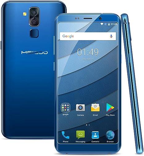 meii Goo S8 – 4 G Smartphone sin Contrato, 6.1 pulgadas, Android ...