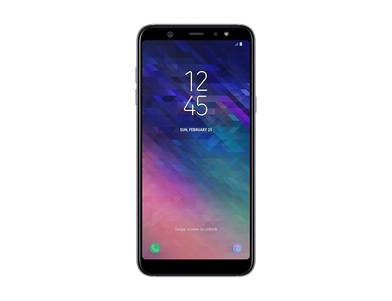 Samsung Galaxy A6+ (2018) Smartphone, 32 GB Espandibili, Dual Sim, Viola [Versione Italiana]