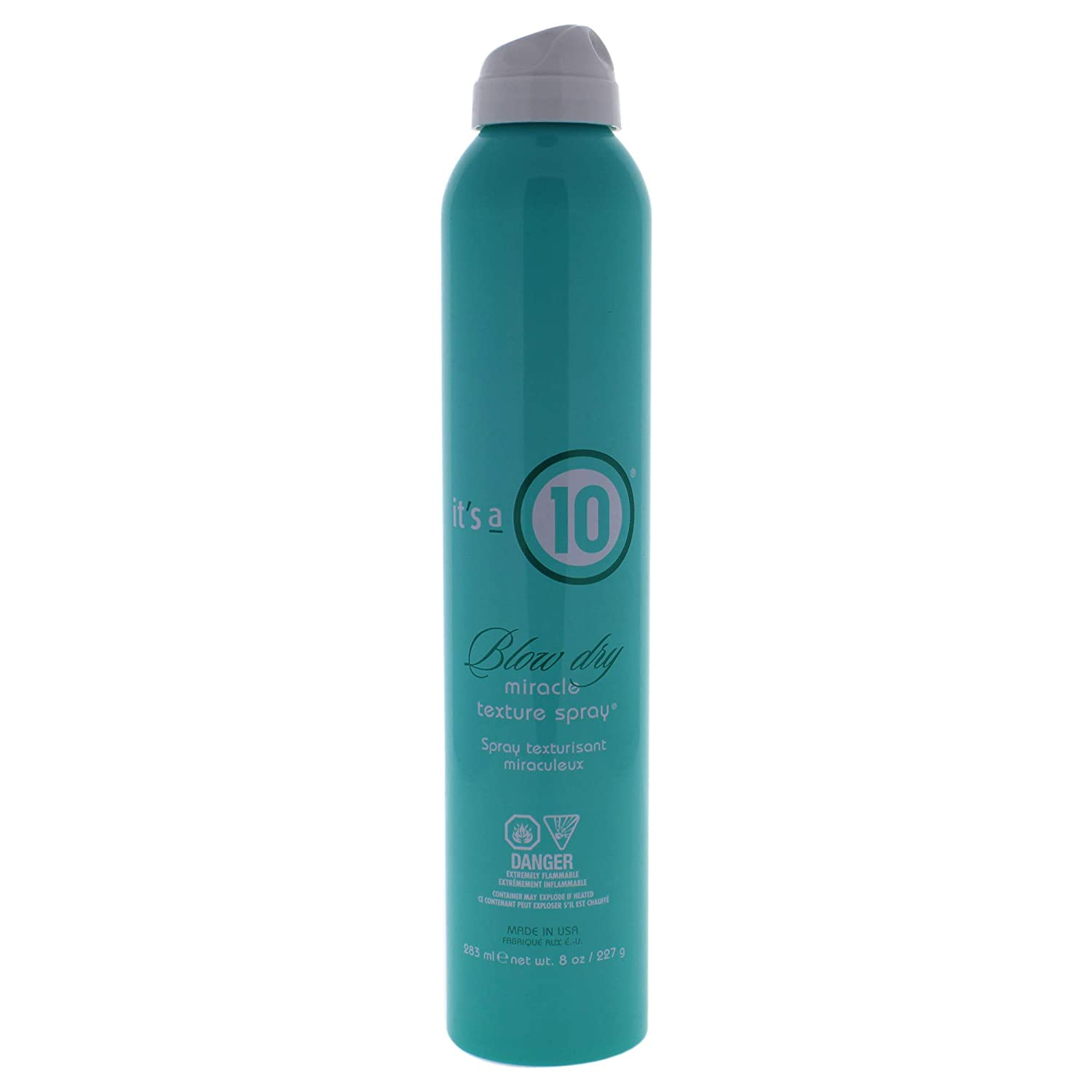 Its A 10 Blow Dry Miracle Texture Spray - 8oz