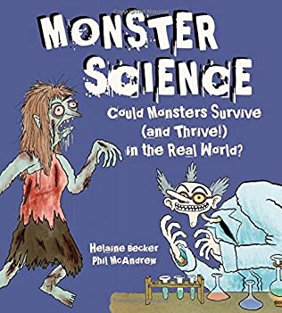 book cover of Monster Science
